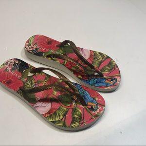 Vionic Beach flip flop sandals , GUC
